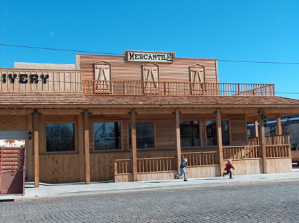 Doyle Creek Mercantile Store front